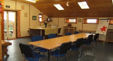 Parkland Barn Meeting Room