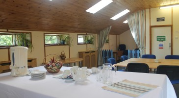 Parkland Barn Meeting Room